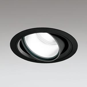 ◎ODELIC LED高彩色ハイパワーユニバーサルダウンライト セラメタ150W相当 ブラック 34° 埋込穴Φ175mm 白色 4000K  M形 一般型 専用調光器対応 XD404004H (電源・調光器・信号線別売)