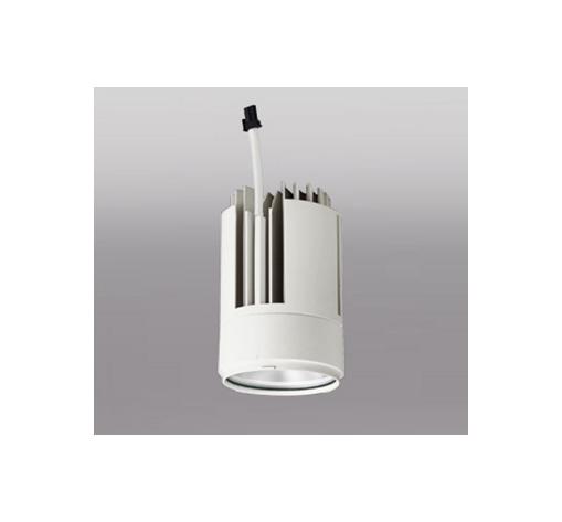 ◎ODELIC LED高効率光源ユニット オフホワイト 34° PLUGGED G-class C7000シリーズ専用 白色 4000K XD424003 (器具別売)