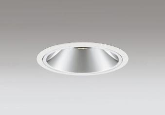 ◎ODELIC LEDベースダウンライト グレアレス CDM-T35W相当 オフホワイト 15° 埋込穴Φ125mm 電球色 2700K  M形 一般型 専用調光器対応 XD402352H (電源・調光器・信号線別売)