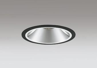 ◎ODELIC LEDベースダウンライト グレアレス CDM-T35W相当 ブラック 23° 埋込穴Φ125mm 電球色 2700K  M形 一般型 専用調光器対応 XD402355H (電源・調光器・信号線別売)