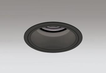 ◎ODELIC LEDベースダウンライト グレアレス CDM-T70W相当 ブラック 43° 埋込穴Φ125mm 白色 4000K  M形 一般型 専用調光器対応 XD402391 (電源・調光器・信号線別売)