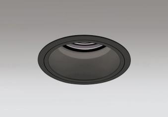 ◎ODELIC LEDベースダウンライト グレアレス CDM-T70W相当 ブラック 56° 埋込穴Φ125mm 白色 4000K  M形 一般型 専用調光器対応 XD402399 (電源・調光器・信号線別売)