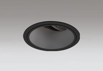 ◎ODELIC LED高効率ユニバーサルダウンライト CDM-T70W相当 ブラック 15° 埋込穴Φ125mm 温白色 3500K  M形 一般型 専用調光器対応 XD402457 (電源・調光器・信号線別売)