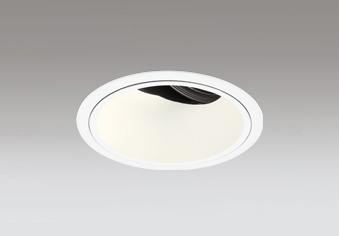 送料無料 ODELIC LED高彩色ユニバーサルダウンライト CDM-T70W相当 オフホワイト 15° 埋込穴Φ125mm 電球色 調光器 XD402458H 専用調光器対応 ※ラッピング ※ 信号線別売 3000K 祝日 M形 一般型 電源