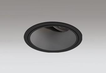 ◎ODELIC LED高効率ユニバーサルダウンライト CDM-T70W相当 ブラック 24° 埋込穴Φ125mm 白色 4000K  M形 一般型 専用調光器対応 XD402463 (電源・調光器・信号線別売)