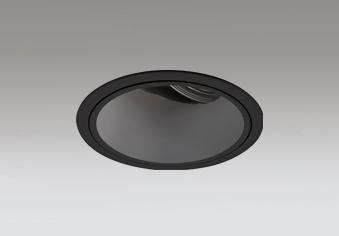 ◎ODELIC LED高効率ユニバーサルダウンライト CDM-T70W相当 ブラック 24° 埋込穴Φ125mm 温白色 3500K  M形 一般型 専用調光器対応 XD402465 (電源・調光器・信号線別売)