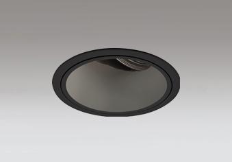 ◎ODELIC LED高彩色ユニバーサルダウンライト CDM-T70W相当 ブラック 24° 埋込穴Φ125mm 電球色 2700K  M形 一般型 専用調光器対応 XD402469H (電源・調光器・信号線別売)