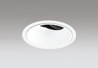 ◎ODELIC LED高彩色ユニバーサルダウンライト CDM-T70W相当 オフホワイト 34° 埋込穴Φ125mm 温白色 3500K  M形 一般型 専用調光器対応 XD402472H (電源・調光器・信号線別売)