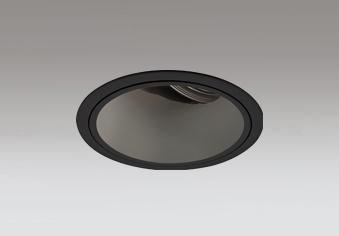 ◎ODELIC LED高効率ユニバーサルダウンライト CDM-T70W相当 ブラック 34° 埋込穴Φ125mm 電球色 3000K  M形 一般型 専用調光器対応 XD402475 (電源・調光器・信号線別売)