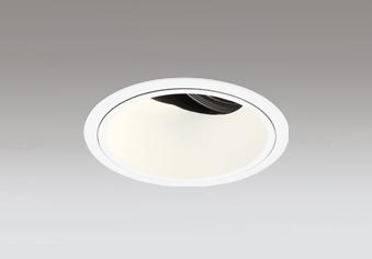 ◎ODELIC LED高彩色ユニバーサルダウンライト CDM-T70W相当 オフホワイト 34° 埋込穴Φ125mm 電球色 2700K  M形 一般型 専用調光器対応 XD402476H (電源・調光器・信号線別売)