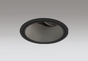 ◎ODELIC LED高彩色ユニバーサルダウンライト CDM-T70W相当 ブラック 34° 埋込穴Φ125mm 電球色 2700K  M形 一般型 専用調光器対応 XD402477H (電源・調光器・信号線別売)