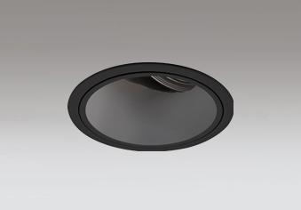 ◎ODELIC LED高効率ユニバーサルダウンライト CDM-T70W相当 ブラック 41° 埋込穴Φ125mm 白色 4000K  M形 一般型 専用調光器対応 XD402479 (電源・調光器・信号線別売)