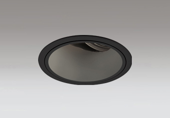 ◎ODELIC LED高彩色ユニバーサルダウンライト CDM-T70W相当 ブラック 41° 埋込穴Φ125mm 電球色 2700K  M形 一般型 専用調光器対応 XD402485H (電源・調光器・信号線別売)