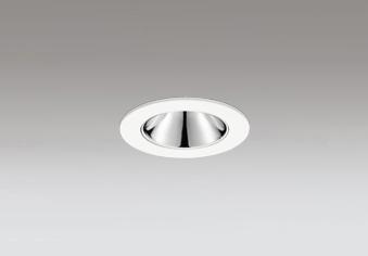 ◎ODELIC LED高彩色ベースダウンライト JDR110V75W相当 オフホワイト 22° 埋込穴Φ60mm 電球色 3000K  M形 一般型 専用調光器対応 XD604153HC (調光器別売)