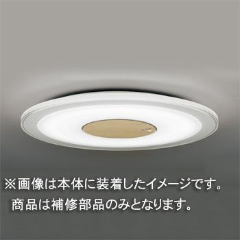◎東芝 補修用セード(プレート付) アクリル・乳白  一般住宅用 LEDHC80104 ※受注生産品