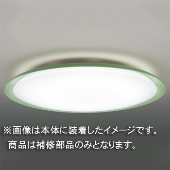 ◎東芝 補修用セード(グローブ) アクリル・乳白  一般住宅用 LEDHC82759 ※受注生産品