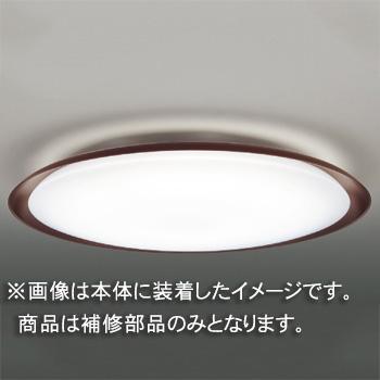 ◎東芝 補修用セード(グローブ) アクリル・乳白  一般住宅用 LEDHC82761 ※受注生産品