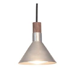 ◎ディクラッセ LEDペンダントランプ エポカ/Epoca シルバー 引掛けシーリング LED一体型 7W 白熱電球60W相当 電球色 LP3039SV