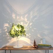 ◎ディクラッセ テーブルランプ Foresti (フォレスティ) E17口金 40W 白熱ミニ球 ランプ付 LT3692WH