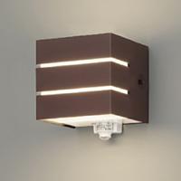 ◎東芝 アウトドア LED一体形ポーチ灯 マルチセンサー 白熱灯器具60Wクラス 光色:電球色 一般住宅照明 防雨形 LEDB87913YL-LS