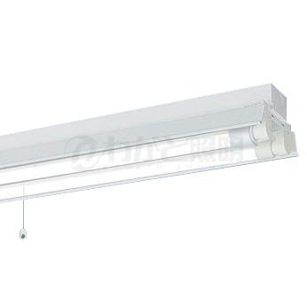 ◎パナソニック 天井直付型 直管LEDランプ搭載ベースライト 非常用照明器具 40形 反射笠付型器具 30分間タイプ 非常時光束1900lm(1灯点灯) LDL40×2灯用 昼白色 LEDランプ付 NNFG42230LE9