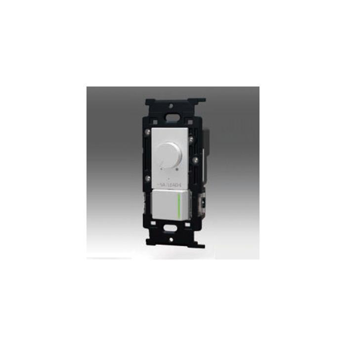 ◎神保電器 NKシリーズ配線器具 正位相制御方式埋込ライトコントロール +3路ガイドランプ付きスイッチ LEAD-E AC100V 500VA 5A ライトコントロール500W ピュアホワイト NKW-RLE5S3G PW ※受注生産品
