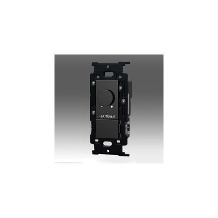 神保電器 NKシリーズ配線器具 逆位相制御方式埋込ライトコントロール TRAIL-E AC100V 200VA 2A ライトコントロール200W ソフトブラック NKW-RTE2S0 SB ※受注生産品