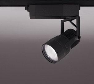 <title>送料無料 ODELIC LEDスポットライト 高彩色タイプ 配線ダクトレール用 CDM-T35W相当 受注生産品 ブラック スプレッド 29VA 白色 4000K 調光非対応 XS412156H</title>