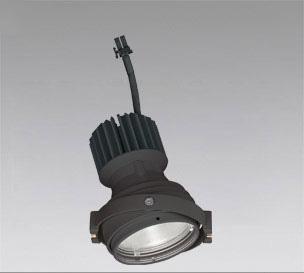 ◎ODELIC LEDマルチユニバーサル灯体 高彩色タイプ CDM-T35W相当 ブラック 14°白色 4000K 専用調光器対応(ハウジング・電源別売) XS412302H