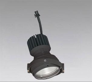 ◎ODELIC LEDマルチユニバーサル灯体 高彩色タイプ CDM-T35W相当 ブラック 14°温白色 3500K 専用調光器対応(ハウジング・電源別売) XS412304H