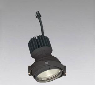 ◎ODELIC LEDマルチユニバーサル灯体 高彩色タイプ CDM-T35W相当 ブラック 14°電球色 3000K 専用調光器対応(ハウジング・電源別売) XS412306H