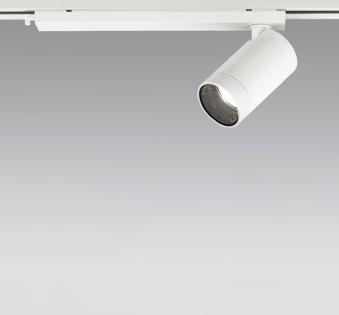 ◎ODELIC LEDスポットライト 配線ダクトレール用 JR12V50W相当 オフホワイト 16° 温白色 3500K  調光非対応 XS613101H
