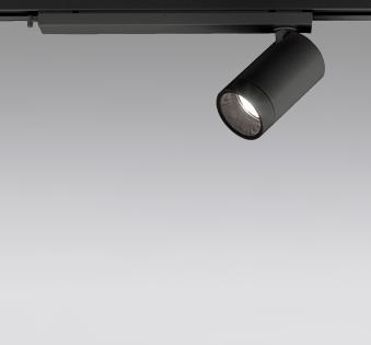 ◎ODELIC LEDスポットライト 配線ダクトレール用 JR12V50W相当 ブラック 24° 温白色 3500K  調光非対応 XS613104H
