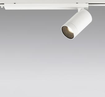 ◎ODELIC LEDスポットライト 配線ダクトレール用 JR12V50W相当 オフホワイト 24° 電球色 3000K  専用調光器対応 XS613107HC