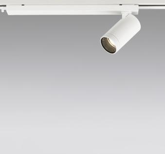 ◎ODELIC LEDスポットライト 配線ダクトレール用 JDR110V75W相当 オフホワイト 30° 電球色 2700K  専用調光器対応 XS614111HC