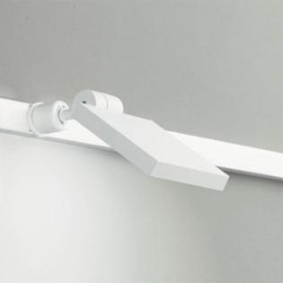 壁面取付可能型 白熱灯60W相当 配線ダクトレール用 昼白色 100V ODELIC OS256033 LEDスポットライト LED一体型