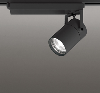 ◎ODELIC LEDスポットライト TUMBLER 配線ダクトレール用 CDM-T35W相当 ブラック 33° 2700K~5000K  Bluetooth調光・調色 専用リモコン対応 XS512186BC (リモコン別売)