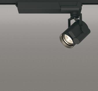 ◎ODELIC 配線ダクトレール用LEDスポットライト CDM-T35W相当 高演色タイプ LED一体型 電球色(3000K) Bluetooth調光 配光17°~48° ブラック 専用リモコン必要(別売) OS030010HBC