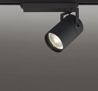 ◎ODELIC LEDスポットライト TUMBLER 高彩色タイプ 配線ダクトレール用 CDM-T150W相当 ブラック 25° 45VA 電球色 3000K 調光非対応 XS511142H