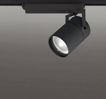 ◎ODELIC LEDスポットライト TUMBLER 高彩色タイプ 配線ダクトレール用 CDM-T150W相当 ブラック スプレッド 45VA 温白色 3500K 調光非対応 XS511158H
