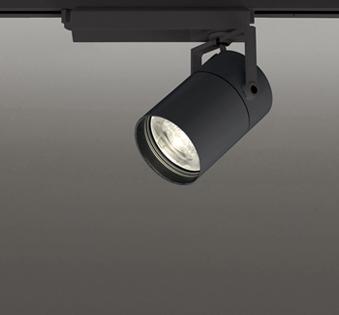 ◎ODELIC LEDスポットライト TUMBLER 高彩色タイプ 配線ダクトレール用 CDM-T70W相当 ブラック 8° 32VA 電球色 3000K 専用調光リモコン対応(リモコン別売) XS513186HBC