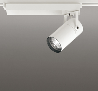 ◎ODELIC LEDスポットライト TUMBLER 配線ダクトレール用 JR12V50W相当 オフホワイト 14° 2700K~5000K  Bluetooth調光・調色 専用リモコン対応 XS513187BC (リモコン別売)