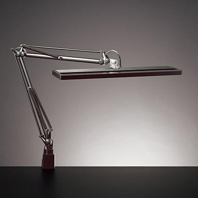 ◎yamada LEDデスクスタンド Z-LIGHT(ゼットライト) 白熱100W相当 明るさ無段階調光(100%~10%) クランプタイプ 高演色タイプ Z-80PRO2B