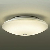 ◎DAIKO LED小型シーリング LED17.6W FHC28Wタイプ 電球色 LED一体形 人感センサー付 クイック取付式 DCL-38270YE