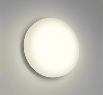 ◎ODELIC LEDシーリングライト エクステリア/浴室灯向け 電球色 LED一体型 FCL30W相当 防雨・防湿型 OG254318