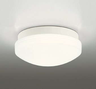 ◎ODELIC LEDシーリングライト 浴室灯向け 業務用 電球色 LEDランプ付き FCL30W相当 防雨・防湿型 OW269015LD
