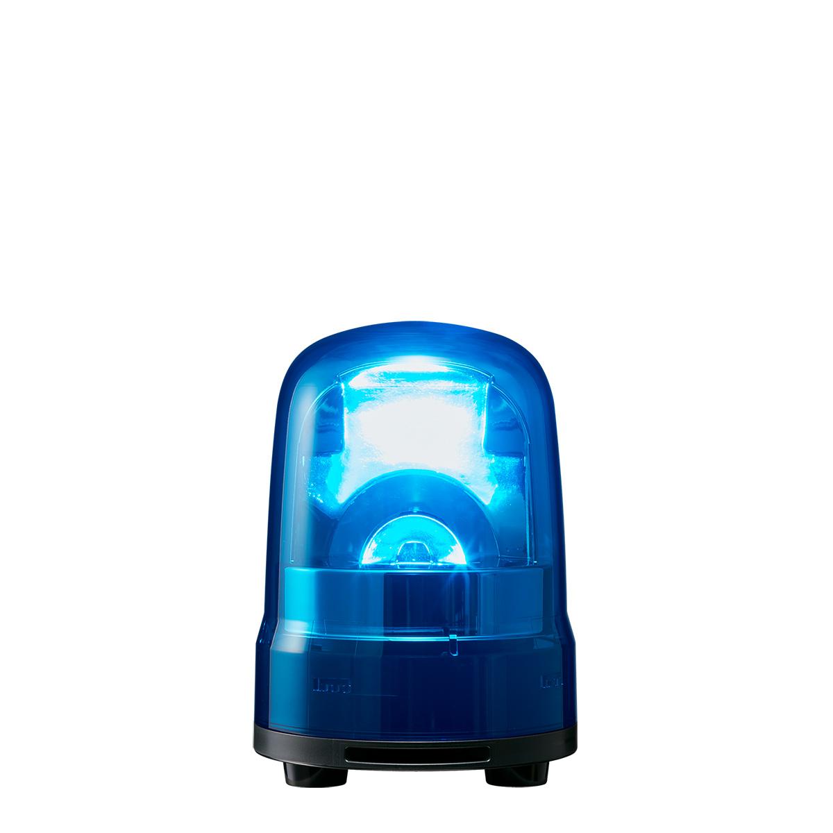 注文割引 パトライト LED回転灯(ブラシレスモータ) ※受注生産品 SK AC100V 3.3W 100mm ブルー(青色) ACプラグ付コード ブザーあり SKH-M2B-B ※受注生産品, イシドリヤチョウ:1b0fe666 --- feiertage-api.de