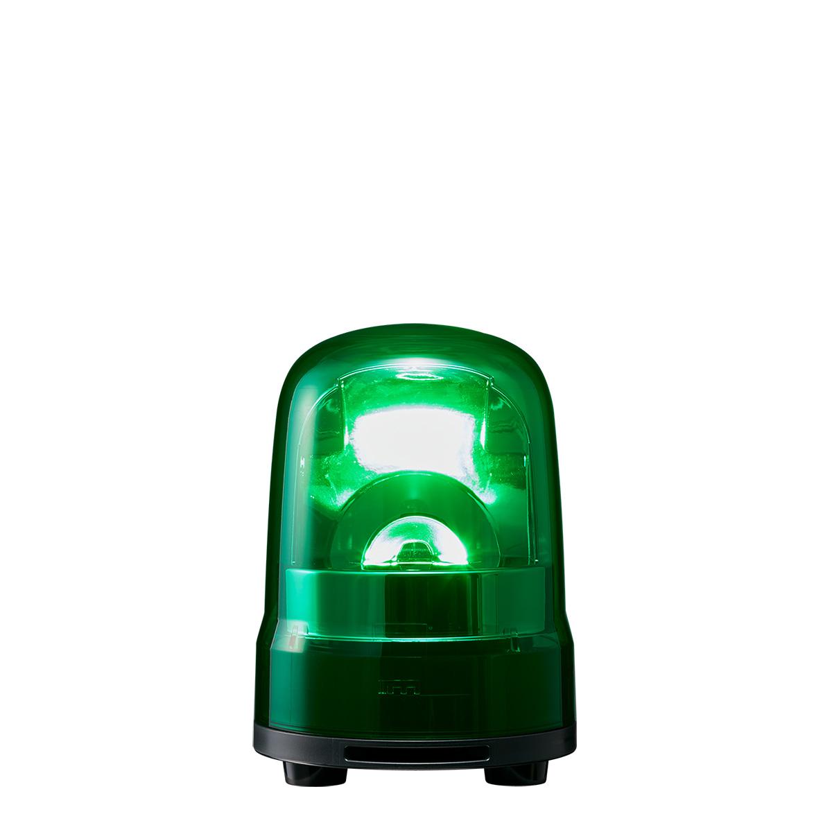 激安価格の パトライト LED回転灯(ブラシレスモータ) SK AC100V 3.3W ※受注生産品 100mm グリーン(緑色) ACプラグ付コード ブザーあり SKH-M2B-G ※受注生産品, タガワグン:4c150db9 --- feiertage-api.de