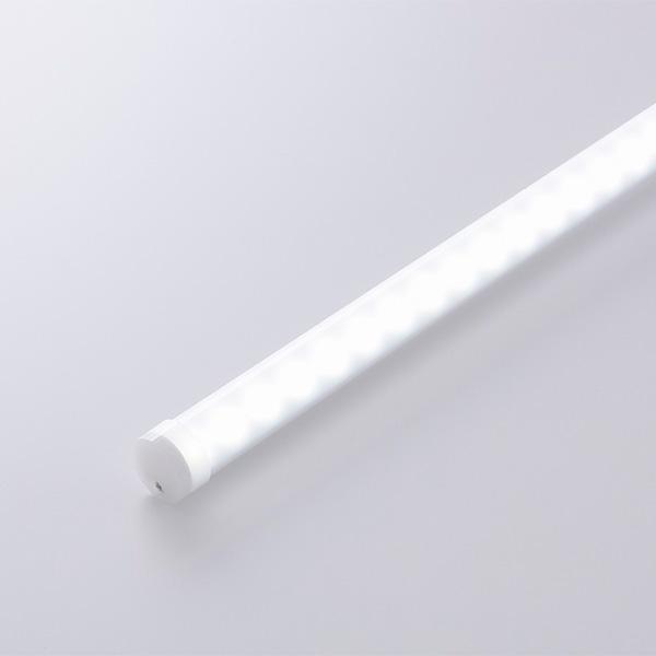 ◎プリンス LED棚照明器具 ディーライン 冷ケース用照明 Cシリーズ BHタイプ Rタイプ(拡散丸型) 全長1095mm 温白色 3500K Ra90 CR1095PWW/24BH ※受注生産品