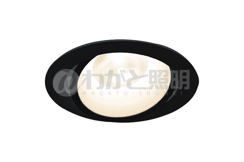 ◎DNライティング LEDダウンライト アルディラシリーズ D-EX13 什器用ダウンライト100V仕様 ユニバーサルタイプ 調光 器具色:ブラック ビーム角:25° 埋込穴Φ75mm 5.0W 280lm 4000K D-EX132BB ※受注生産品